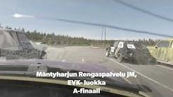 Mäntyharjun Rengaspalvelu JM, EVK, A-finaali