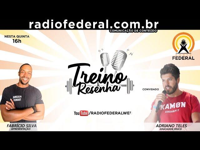 TREINO & RESENHA - 22/07/2021