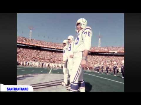 Super Bowl V: Baltimore Colts vs Dallas Cowboys Highlights (NFL 1970-71)