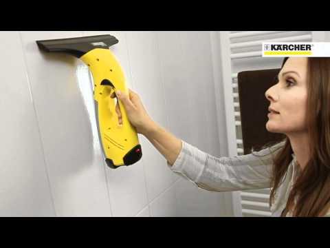 Kärcher WV 50 Plus vindusvaskersett