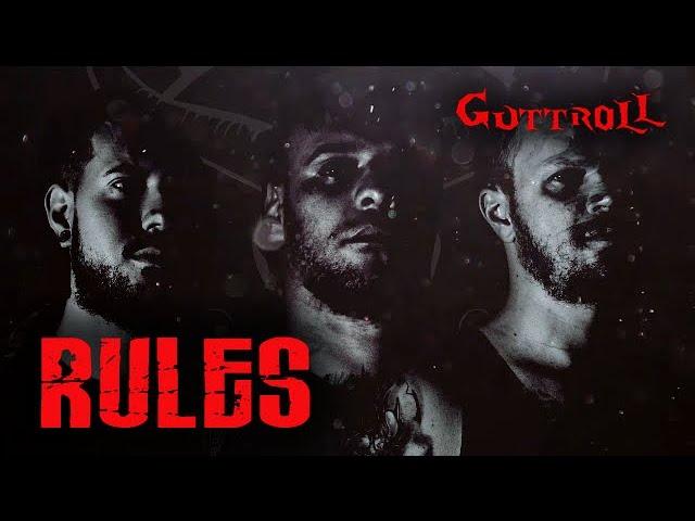 GUTTROLL - RULES (Lyric video)