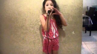 karaoke titanic canta camila (LIVE)