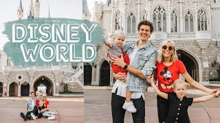 FIRST GUESTS IN THE PARK: Disneyworld Family Vacation