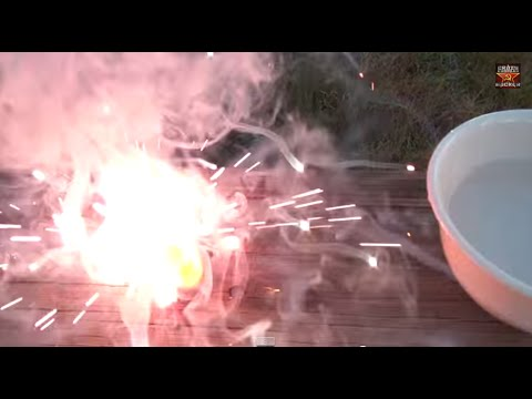 Lithium Metal Experiment FAIL!!!