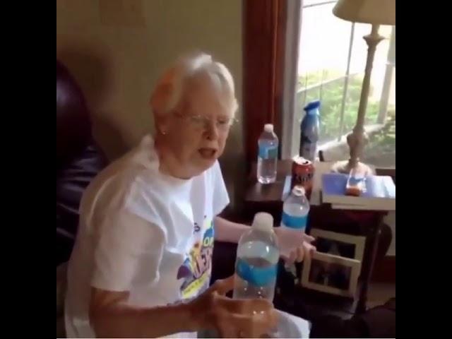 This bitch is empty yeet! Grandma yeet. Vine meme