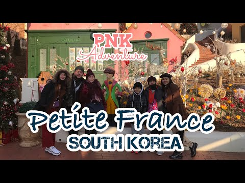 TRAVEL VLOG : Petite France, South Korea| PNK Adventure