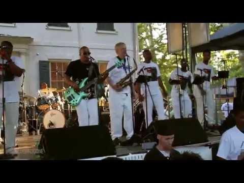 Breakwater live at Vernon park, Philadelphia, Pa. 8/23/15
