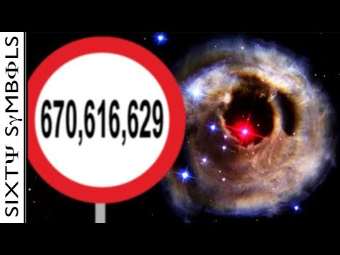 Superluminal Speeds (faster than light) - Sixty Symbols