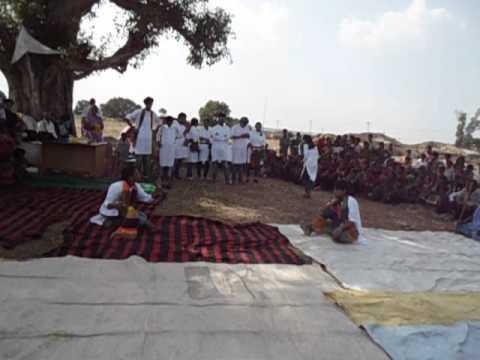 Aadarsh Gram Yojna Bhopal Yatra (Nukkad Natak)