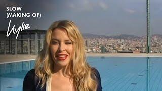 Kylie Minogue - Slow (Behind The Scenes)