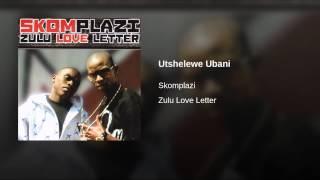 Utshelewe Ubani