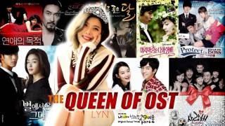 [Audio] Lyn 린 The OST Collection (9 Songs)