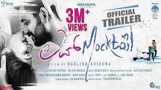 Love Mocktail Official Trailer Darling Krishna Milana Nagaraj Raghu Dixit Sri Crazymindzz