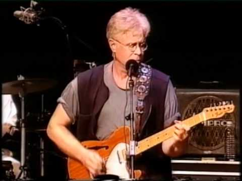 Bruce Cockburn, live studio recording Pt 1 - Columbia Records music hour.