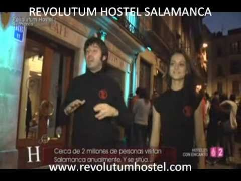 Promotional video from #Revolutum Hostel's website