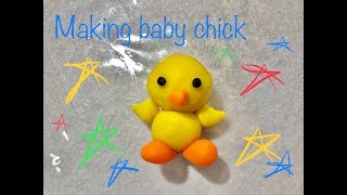 Making baby chick | Playing with play doh | Maya's creative day