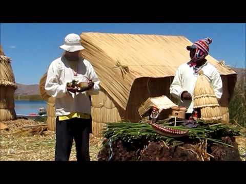 Life in Uros Islands