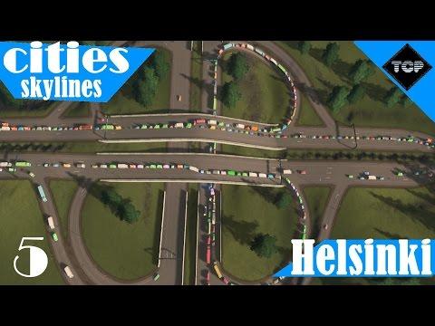 Cities: Skylines | Helsinki - Osa 5 | Helsinki we have a problem!