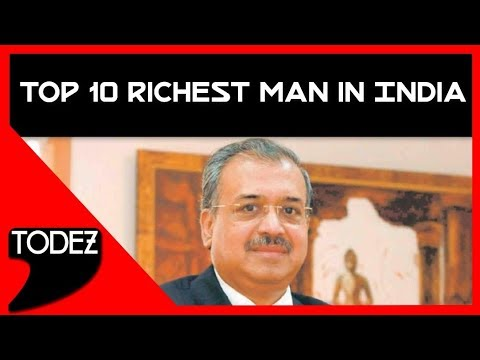 Top 10 Richest Man In India