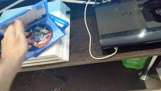 Что будет если Диски от PS4 вставить в PS3 и проверим, смогут ли они запустить пиратский DVD