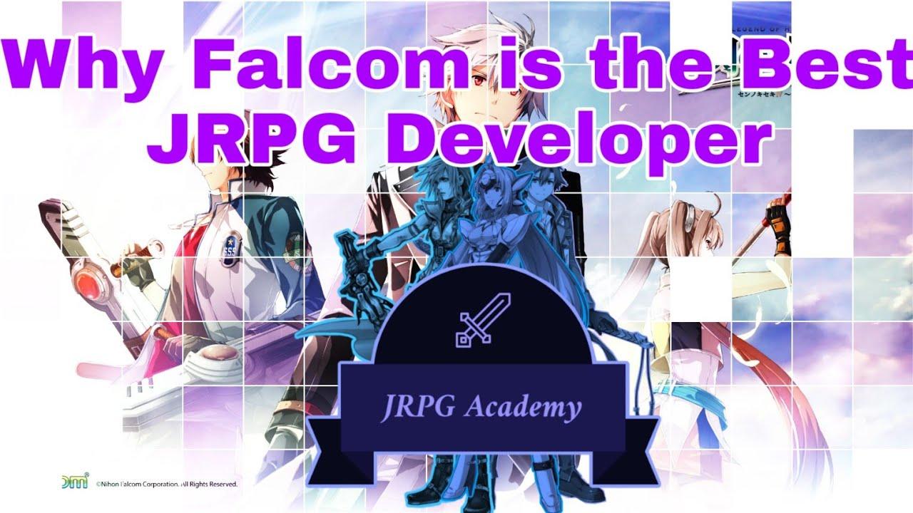 Why Nihon Falcom Is The Best JRPG Developer