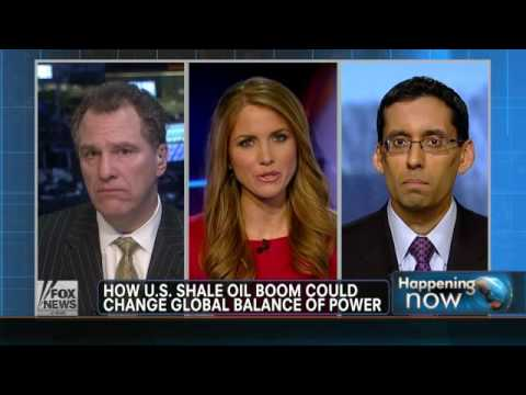How US shale oil boom could change global balance of power