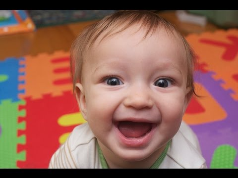 Funny Babies Laughing Video Compilation (2015)