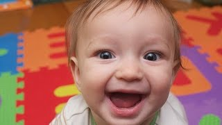best babies laughing video compilation 2013