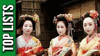 10 Things You Didn't Know About The Empire of Japan
