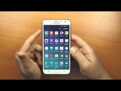 Samsung Galaxy J7 Modeli Hard Reset - Format Atma İşlemleri