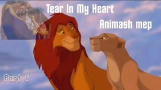 Tear In My Heart-Animash mep *open*