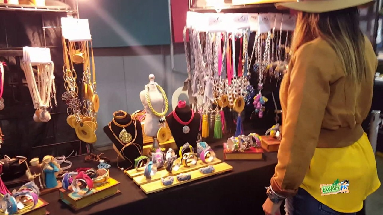 Feria de artesan as de puerto rico 2016 youtube for Feria de artesanias 2016