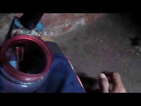 Flintlock Marble Handgun (Spud Gun)
