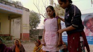 INDIA: HIGIENE DURANTE LA MENSTRUACIÓN