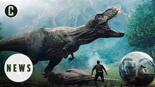 First Jurassic World: Fallen Kingdom Reactions Suggest It Could Exceed Expectations