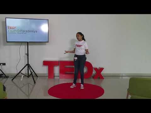 Vulnerable Life | Michelee Juanna Kuruppuarachchi | TEDxYouth@Peradeniya