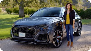 Win a Brand New Audi RS Q8 in Our Luxury Car Sweepstakes // Omaze