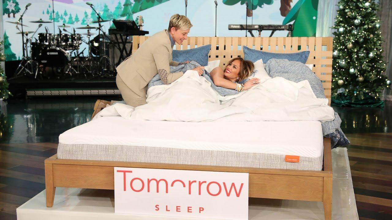 Ellen Looks Back at Her Favorite 12 Days Moments