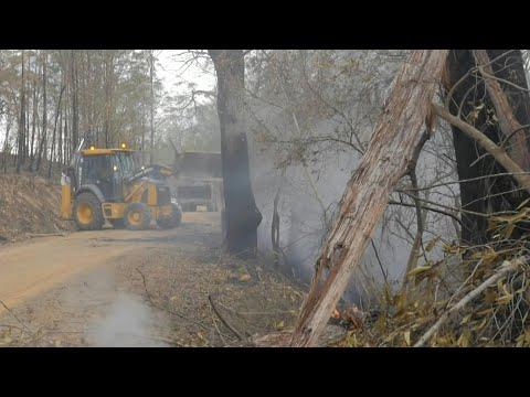 AFP: Incendies: opérations de nettoyage dans le Sud-Est australien   AFP