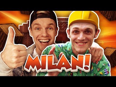 HUIS VAN MILAN! - Minecraft Survival #72