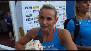 Justyna woli Aniołki