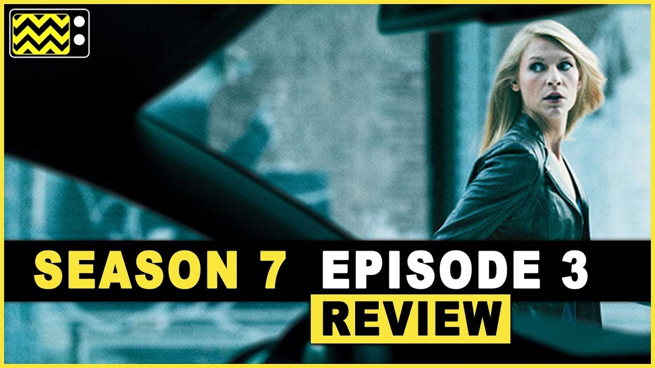 Download Homeland Season 7 Episode 3 Review & Reaction | AfterBuzz TV