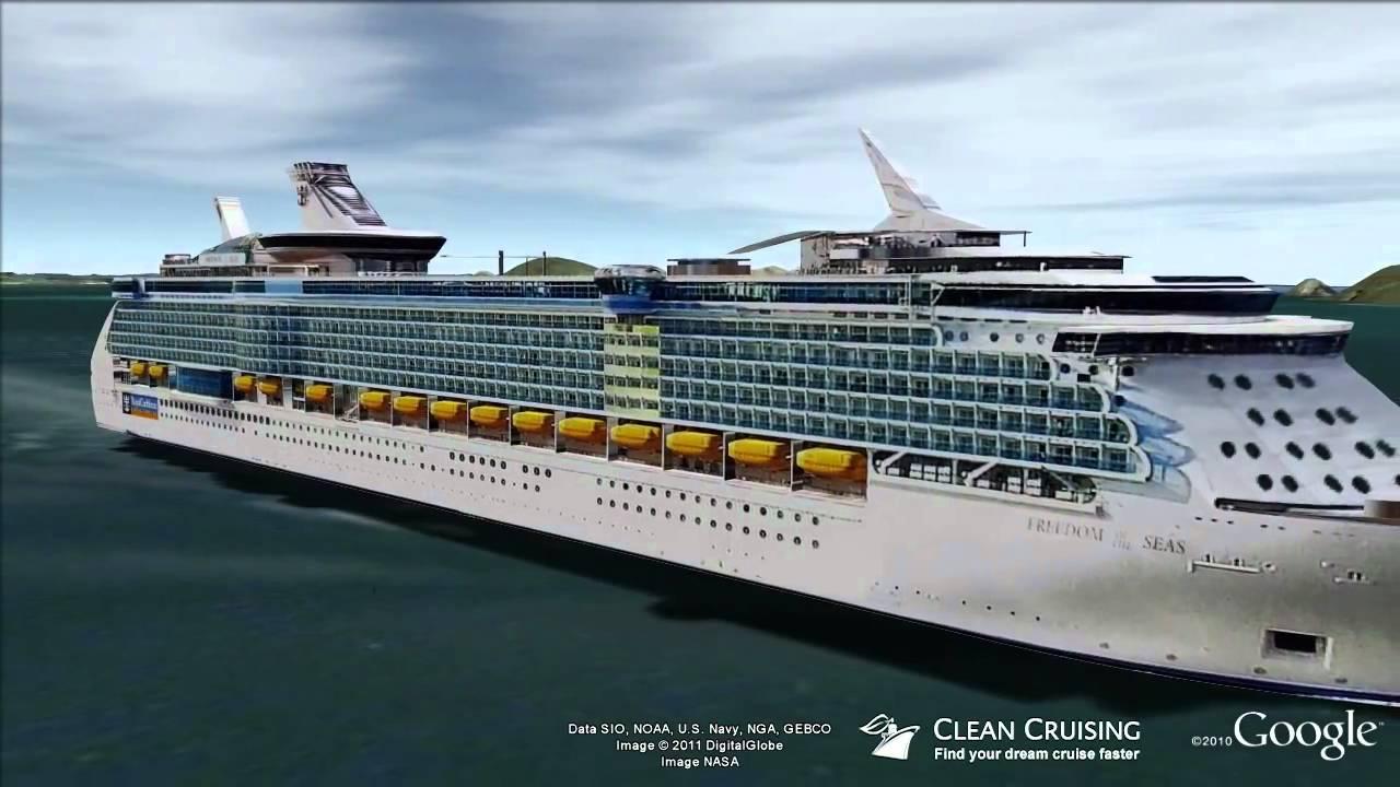Liberty Cruise Ship Tour