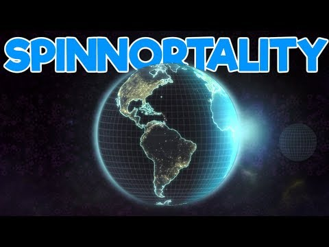Spinnortality Gameplay #2 - Craft New Technologies and Conquer the Globe!