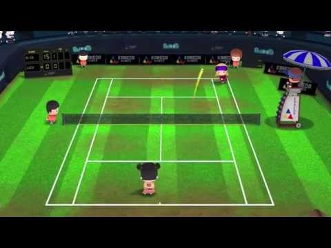Smoots World Cup Tennis - Trailer