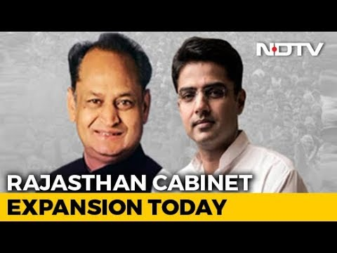 Rajasthan's New 23-Member Cabinet Has 2019 Flavour. Lone Ally Gets Place