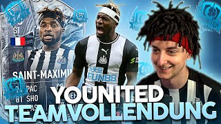 FIFA 21: YOUNITED FUTURE SAINT-MAXIMIN #6 DIE TEAMVOLLENDUNG | Pain