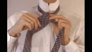 Как завязывать галстук на выпускной вечер