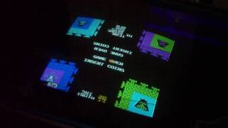 Warlords by Atari @ The Game Grid Arcade, WVC UT
