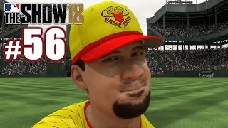 PLAYING BENNY FOR THE FIRST TIME THIS YEAR! | MLB The Show 18 | Diamond Dynasty #56